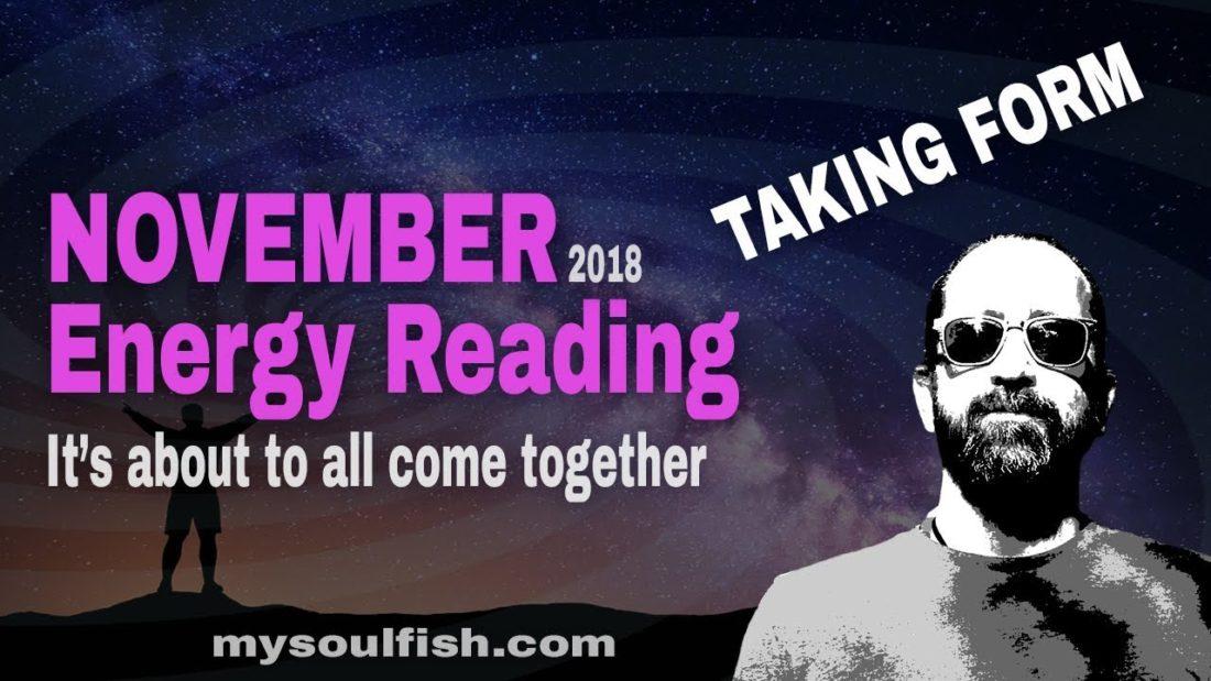 November Energy Reading: Soulfish