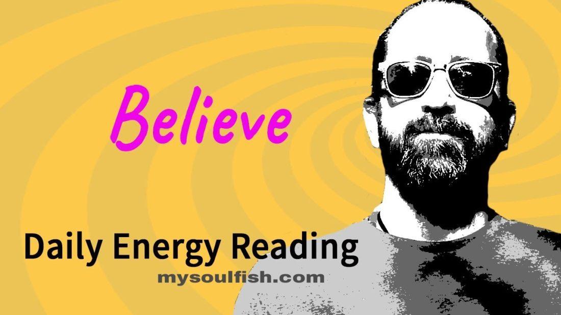 Soulfish Daily Energy Reading