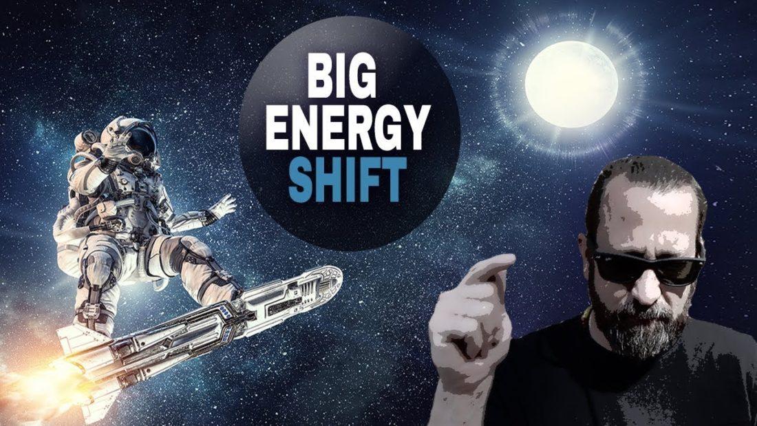 Big energy shift