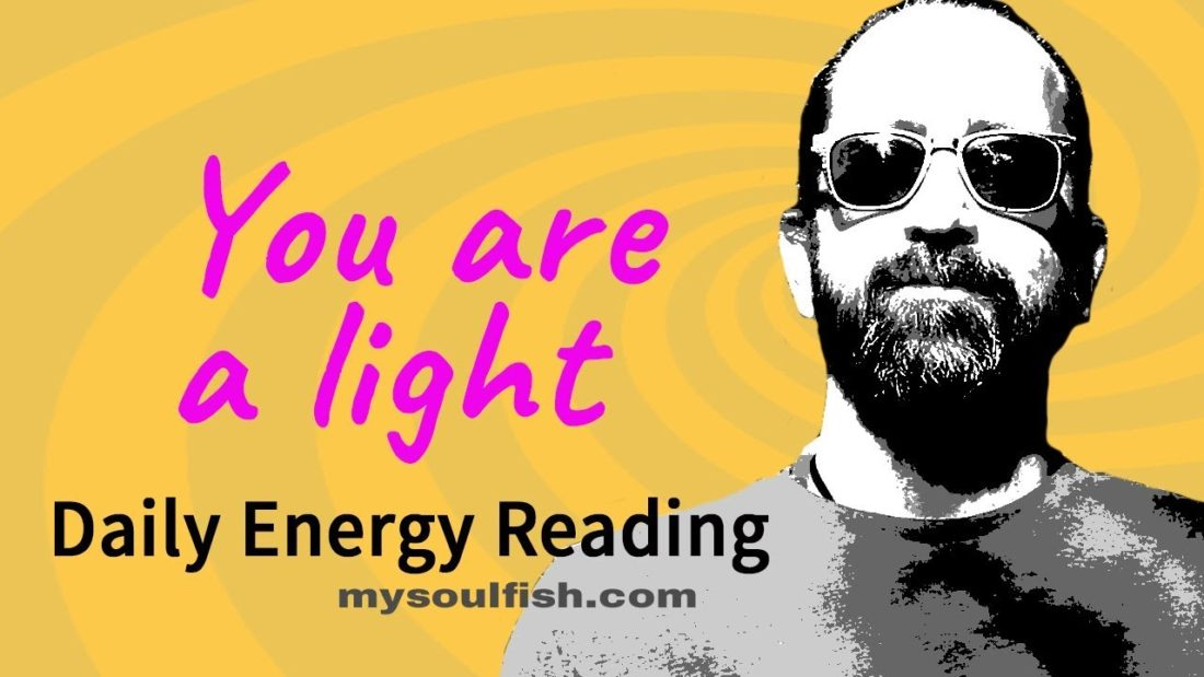 Today is a great day to learn more about your energy body.