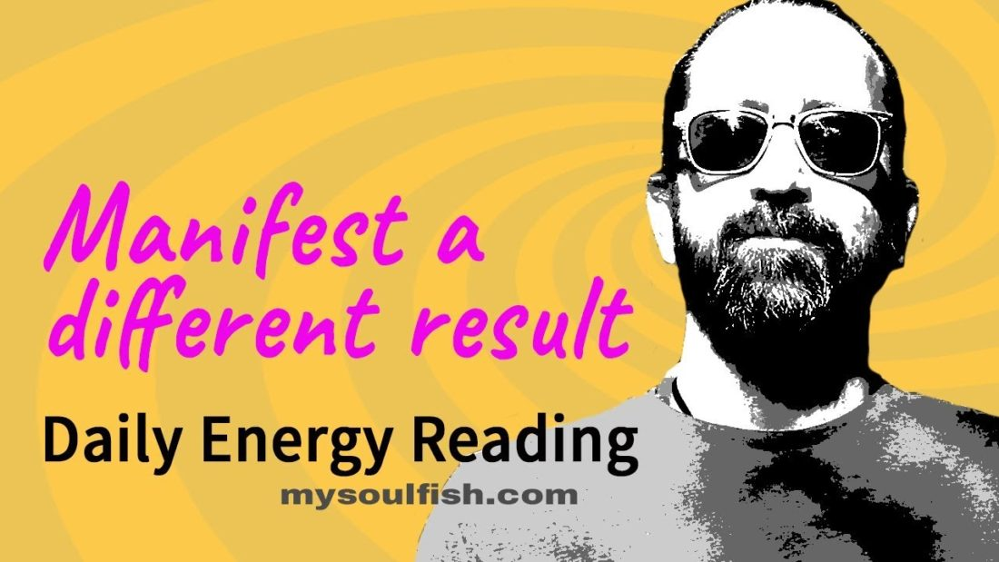 Manifest a different result