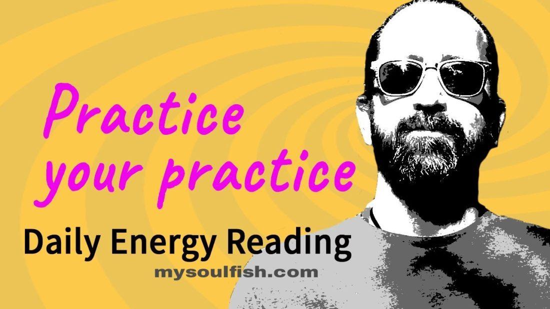 Practice your Practice
